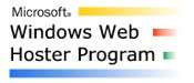 Microsoft Windows Web Hoster Program